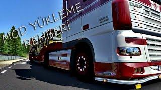 MOD YÜKLEME REHBERİ! | Euro  Truck Simulator 2 [+Multiplayer]