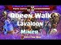 P1/2 Poetic Justice VS ExclusiveEmpire | Queen Walk, Miner, Hog, Laloon| 3 Stars TH11 |ClanVNN #256