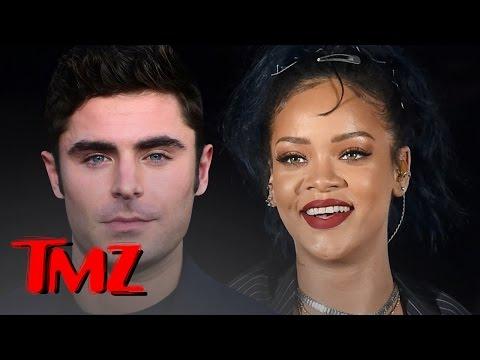CELEB KISS CAM! Rihanna, Zac Efron, Drake & More! | TMZ
