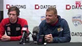 AUFC Press Conference: Craig Goodwin - 11/09/14