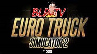 Let´s Play Euro Truck Simulator 2 [# 003] Tour von Hamburg nach Kassel mit Denny & Daniel am Funck