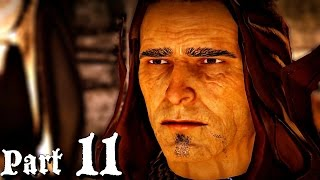 Dragon Age: Inquisition - Part 11 (The Temple of Pride / Solasan Door / In Hushed Whispers)