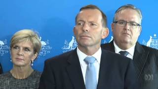 Not The Labor Party leader Tony Abbott says this is not a Game of Thrones