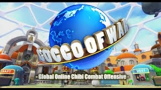 Gocco of War Demo PC  -   Gameplay via Steam ► 1080p