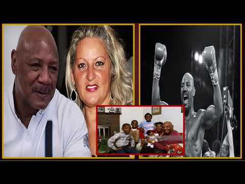 Marvin Hagler Left His Becky 40 Million Dollars While Leaving His Black Family Nothing