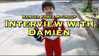 Interview with Damien! The real star of my channel? [RFR Ep. 18]