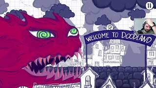 Escape Doodland - Przedpremierowe wrażenia!