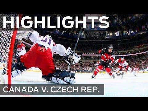 Canada claim final over Czechs | #IIHFWorlds 2015