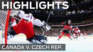Canada claim final over Czechs | #IIHFWorlds 2015