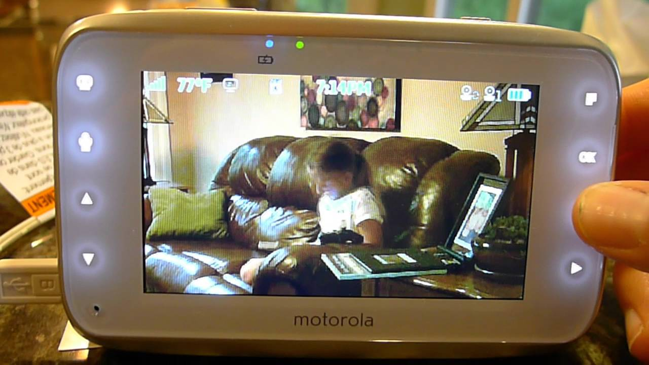 1a77b36a71ed3 Motorola MBP38S-2 Review  digital video baby monitor with two cameras
