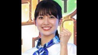 TBS・山本里菜アナ、退社する先輩・宇垣美里アナから「ブリッ子を習得したかったけど、無理でした」