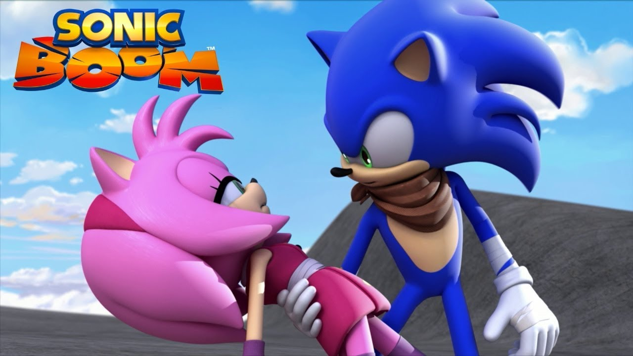 Download Sonic Boom | Leçons de séduction 💗