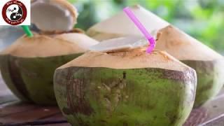 Chữa bệnh gút (gout) -  Bài thuốc trị dứt điểm bệnh gút bằng lá trầu không và nước dừa tươi