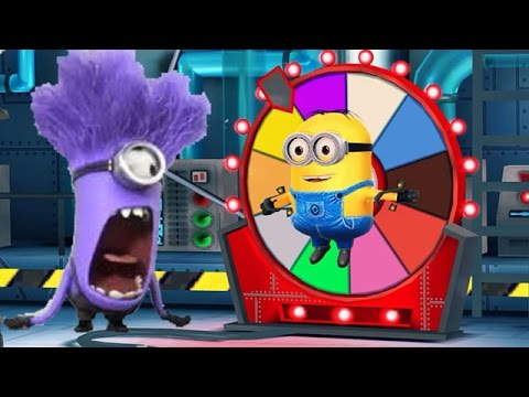 Despicable Me 2: Minion Rush Evil Minion Part 69 - Monster Minion Party