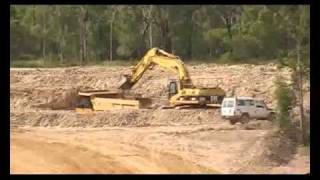 Haul Truck (Dump Truck) Training at Rockhampton in Central Queensland Australia