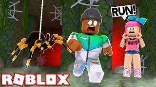 RUN FOR YOUR LIFE!! | Roblox Maze Runner