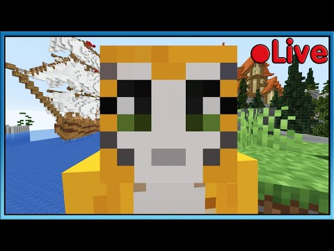 Minecraft - Hypixel Mini-games - 🔴 Live