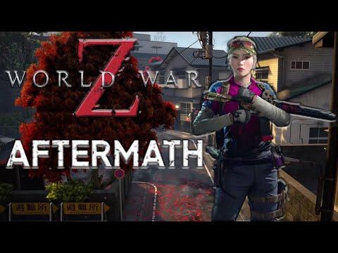 World War Z  : Aftermath (Episode Tokyo)  PC Game thumbnail