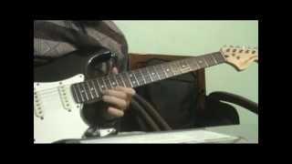 Vietnam Rock guitar solo : Chieu Sai Gon