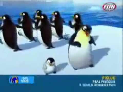 dansul pinguinilor original