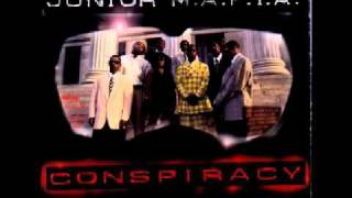 Junior M.A.F.I.A. - White Chalk