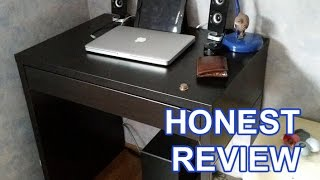 Ikea Micke Modern Computer Desk Review