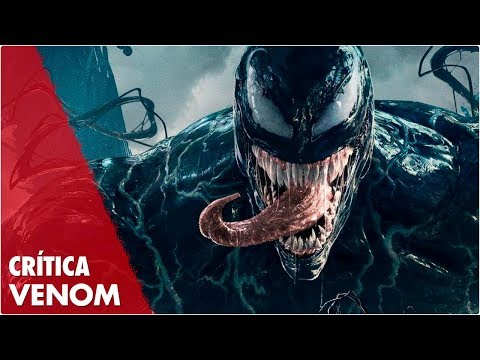 VENOM -  Crítica / Review  jotadelgado.com