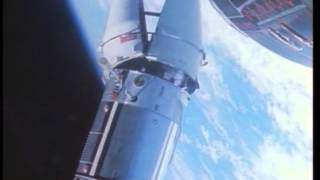 Gemini IX-A Onboard Footage with Narration from Post-Flight Press Conference