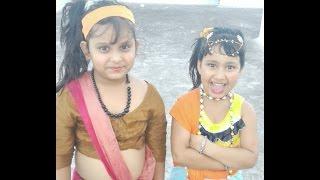 Jhooth Bole Kauwa Kaate Dance by  4 year old khushi & 5 year old anshika(dance performance) [HD]
