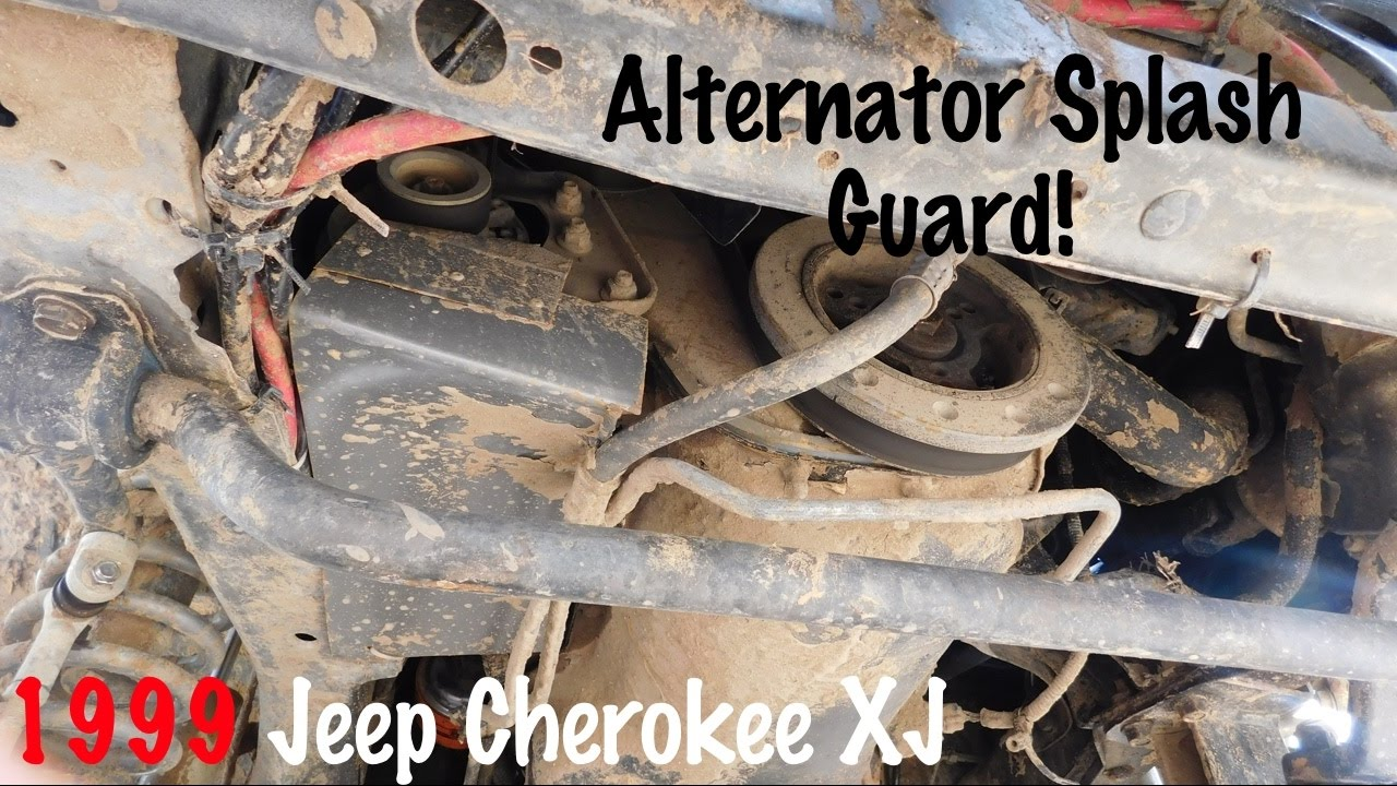 2001 jeep cherokee alternator wiring diagram [ 1280 x 720 Pixel ]