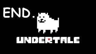 UNDERTALE - Part 7 (Pacifist Ending)