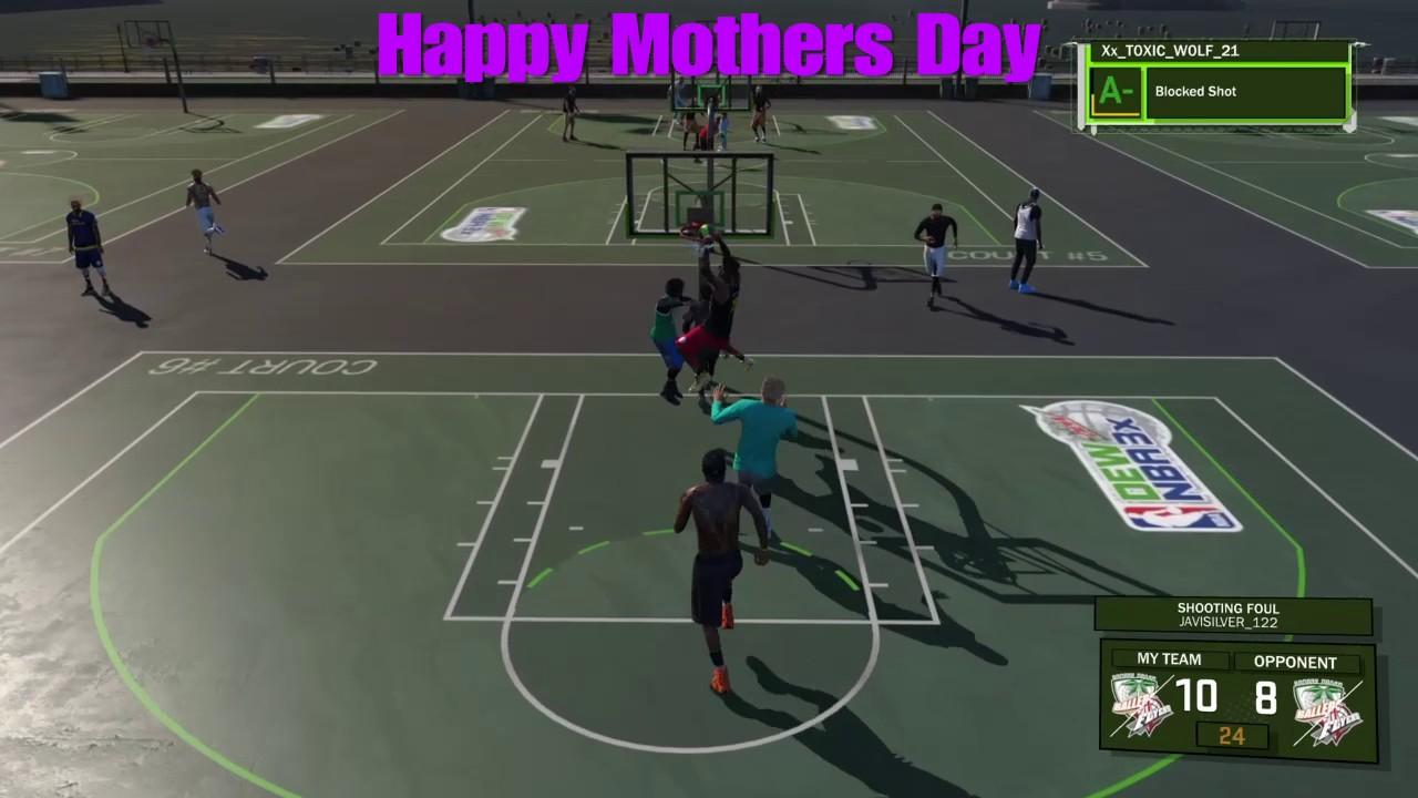 NBA 2k17-My First Mountain Dew Game Hope You Enjoy ...