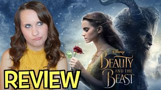 Rachel Reviews: 🌹Beauty and the Beast🌹 (2017) || Adorkable Rachel