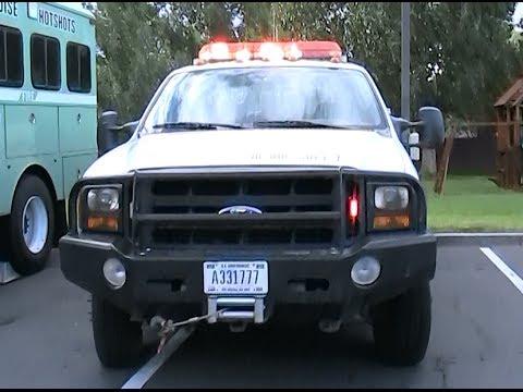 U.S. Forest Service ID-BOF-SUPT-7 (Brush unit) lights setup (walk around) [UT | 7/2011]