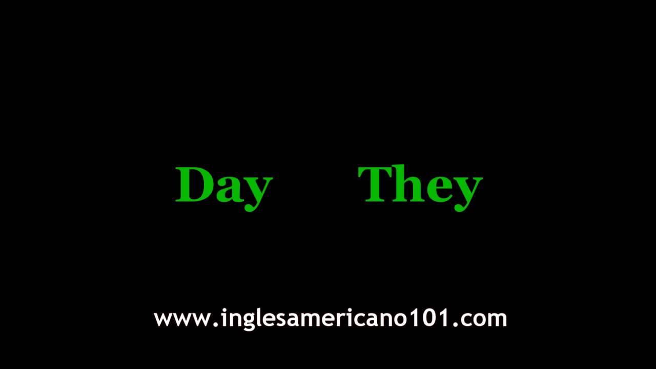 Más errores de pronunciación en inglés  ¡Corríjalos ya, y mejore su inglés!