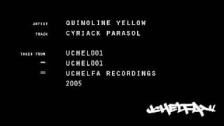 Quinoline Yellow - Cyriack Parasol