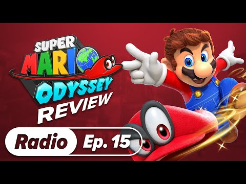 Super Mario Odyssey Review - Rebreak Radio Ep. 15