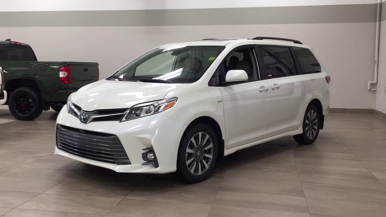 2020 toyota sienna xle awd review youtube 2020 toyota sienna xle awd review
