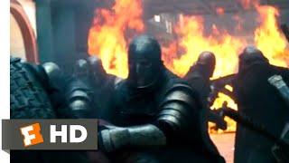Robin Hood (2018) - Medieval Riots Scene (8/10) | Movieclips