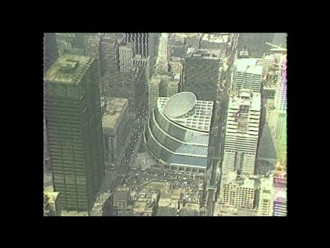 A Look Back, When The Thompson Center Was New