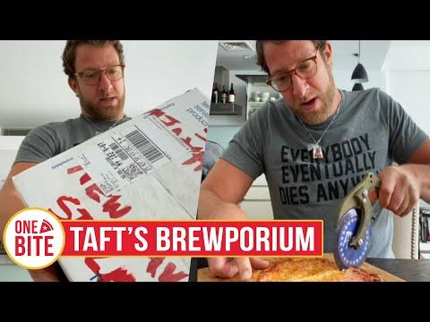 Barstool Pizza Review - Taft's Brewporium Pizza (Cincinnati, OH)