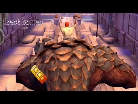 Temple Run 2: Blazing Sands | Best Game 4 Kids By Imangi Studios