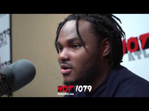Tee Grizzley Talks Why He Was Released From Prison And Blowing Up After His First Song
