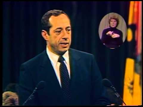 1983 - Governor Cuomo Inaugural