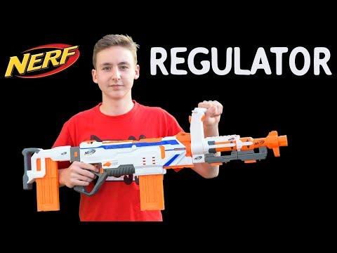 Nerf Regulator - mein neuer Lieblingsblaster | Magicbiber [deutsch]