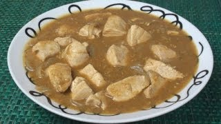 Chinese Take-Away Curry Sauce Recipe