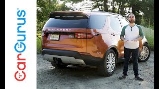 2017 Land Rover Discovery   CarGurus Test Drive Review