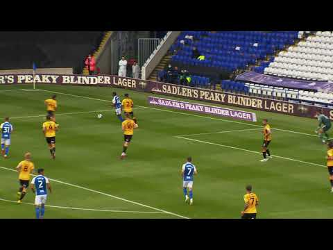 Birmingham Cambridge Utd Goals And Highlights