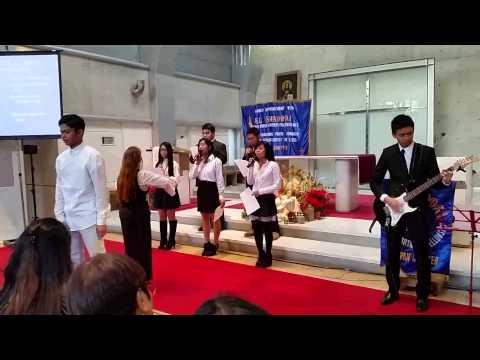 El Shaddai Tokyo Youth Ministry December 28, 2014