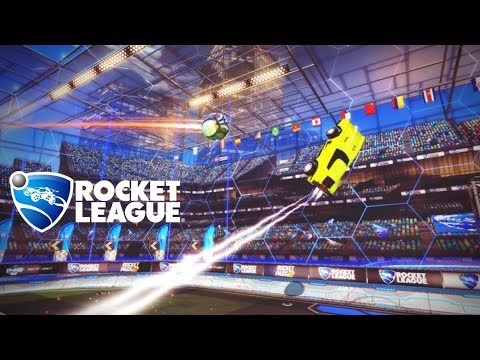 What its like playing Rocket League with a Freestyler thumbnail